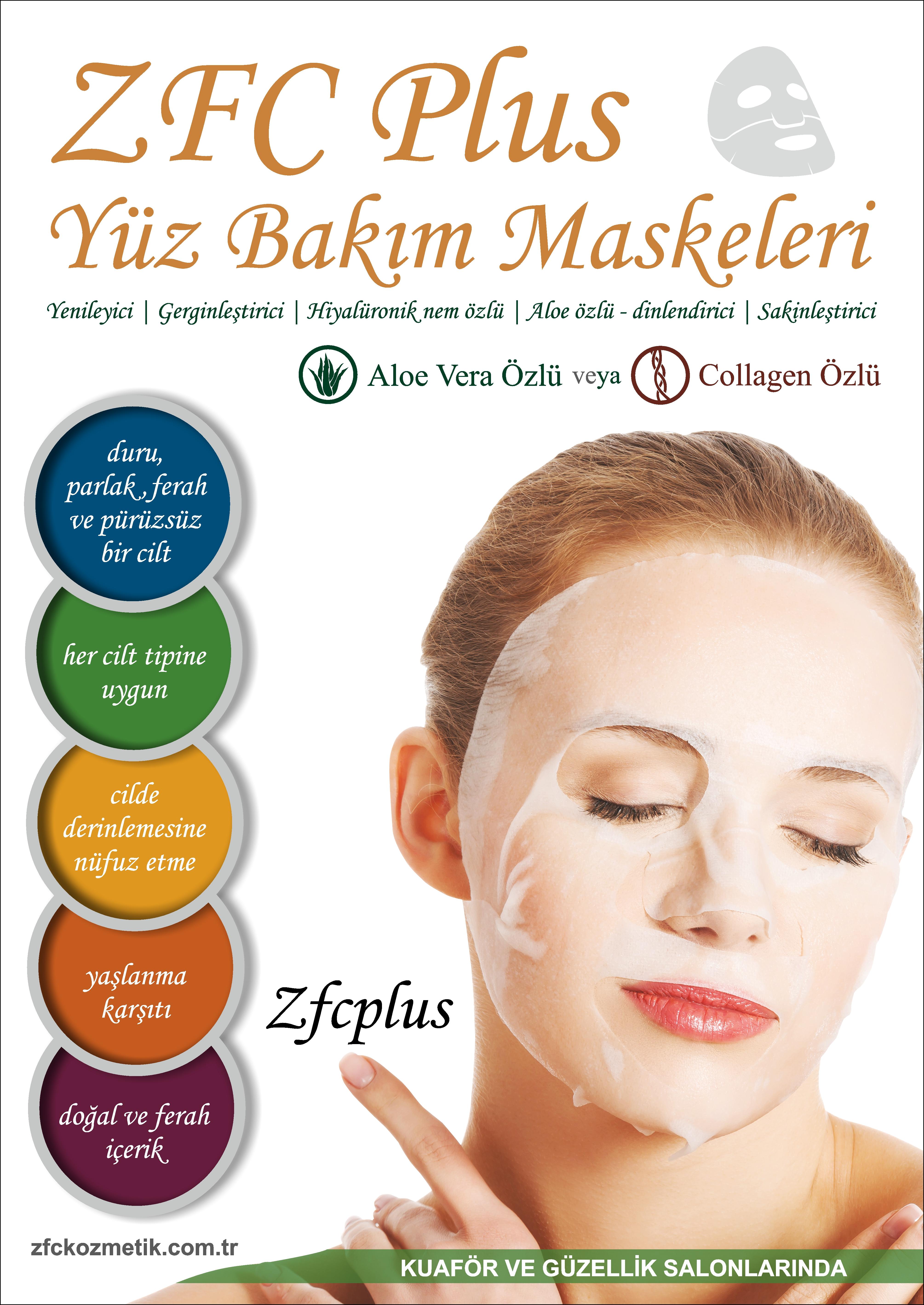 Cilde sağlık ve ışıltı veren maskeler